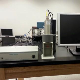 Gamma Spectroscopy Sodium Iodide Detector System