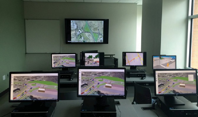 Traffic Simulation Lab
